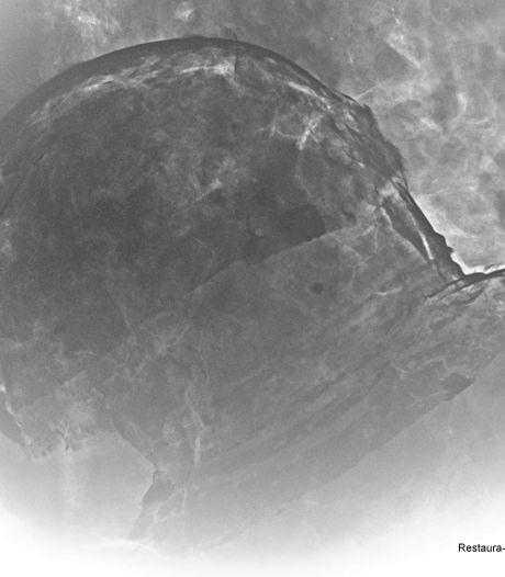 Bijzonder! Romeinse soldatenhelm van bijna 2000 jaar oud gevonden in Nieuwegein: 'Een toevalstreffer'