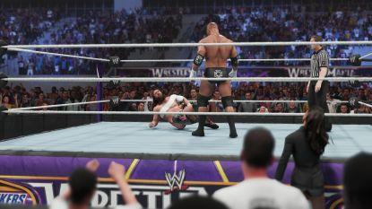Waarom je in 'WWE 2K19' nu ook kunt teleporteren