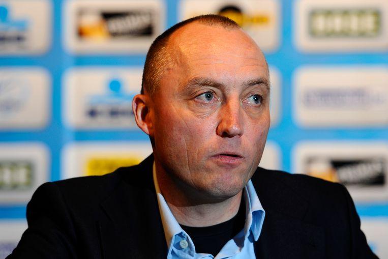 Woestijnvis-topman Wouter Vandenhaute wil Anderlecht overnemen. Beeld BELGA