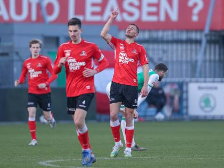 Teleurstelling verschijnt aan de oppervlakte na dramaweek voor Helmond Sport: 'Ik verdien meer'