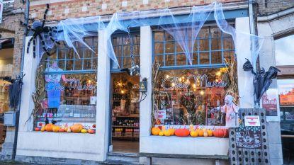 Chez Marie en Milk'n Sugar winnaars Halloween etalagewedstrijd