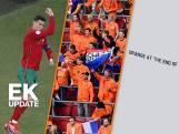 Ronaldo evenaart record en Oranjefans massaal naar Boedapest