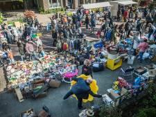 Princenhage maakt zich weer op voor duizenden bezoekers tijdens vrijmarkt en braderie