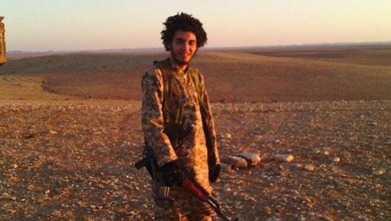 Abdelmalek Boutalliss, ofwel Abu Nusaybah Beeld Facebook