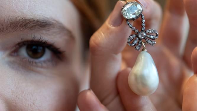 Juweel van Marie-Antoinette geveild voor 36 miljoen dollar