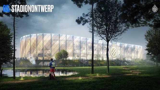 """""""Dit wordt het mooiste stadion in België, misschien zelfs in Europa"""": wat mogen Club-fans verwachten van hun nieuwe voetbaltempel van 100 miljoen?"""