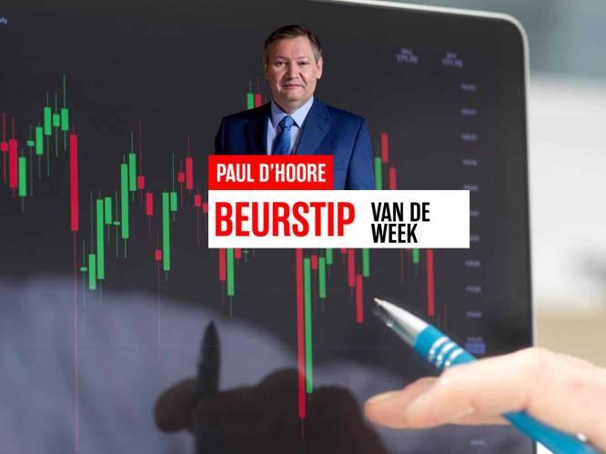 """Paul D'Hoore geeft beleggingsadvies: """"Als we corona onder de knoet krijgen, wordt 2022 een jaar om winst te nemen met je aandelen EVS"""""""