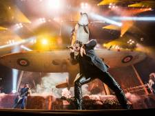 Dit was Iron Maiden in Gelredome
