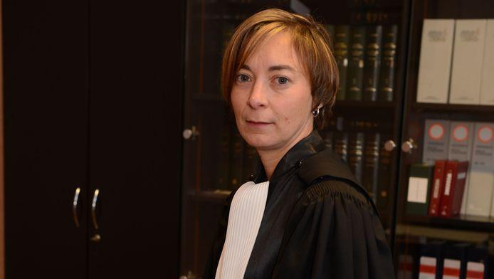 Politierechter Kathleen Stinckens.
