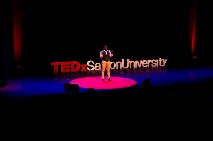 TEDxSaxion werd eerder in Enschede gehouden.