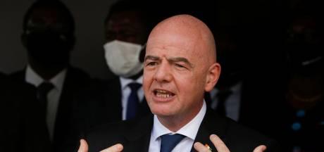 Aanklager in onderzoek tegen FIFA-baas Infantino van zaak gehaald