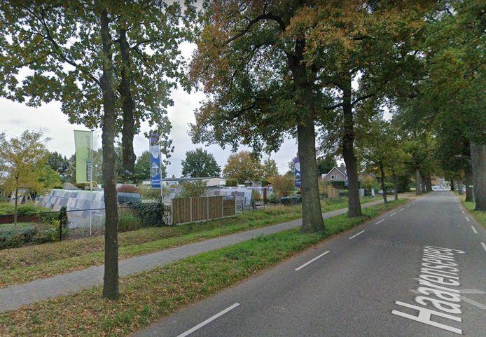 Haarenseweg 44 leent zich volgens het bedrijf Vittoria voor uitbreiding van het Oisterwijkse bedrijventerrein Laarakkers.