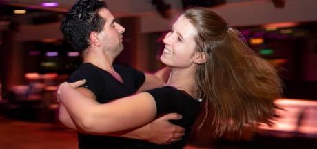 De pubers zijn even zoek, maar de foxtrot en de tango zijn nog altijd populair