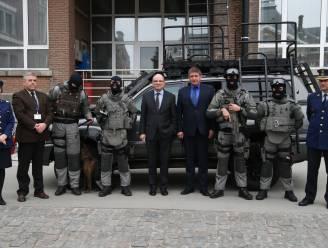 Bijna 9 miljoen euro extra voor speciale eenheden federale politie