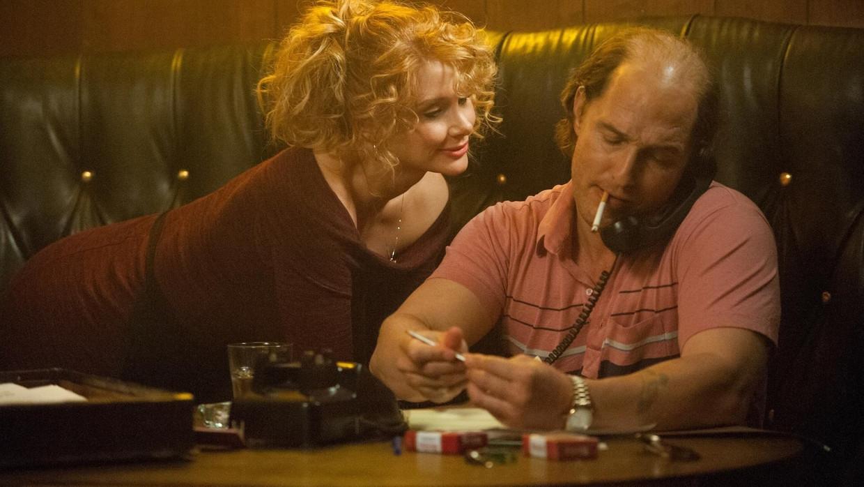 Bryce Dallas Howard en Matthew McConaughey in 'Gold' Beeld TMDb