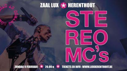 Britten van Stereo MC's komen naar Zaal Lux
