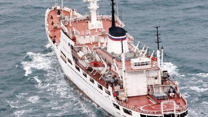 Brits fregat volgt Russische schepen in Kanaal