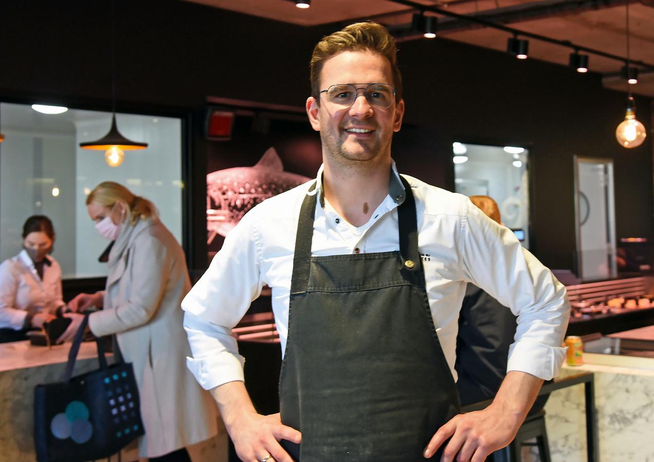 Jan Eskes uit Terneuzen zou graag weer eens echt goed uit eten willen gaan; naar een sterrenrestaurant.