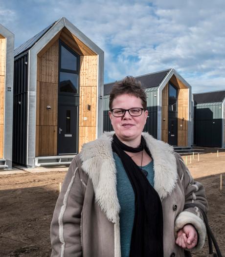 Liesbeth is aan het 'ontspullen' voor tiny house
