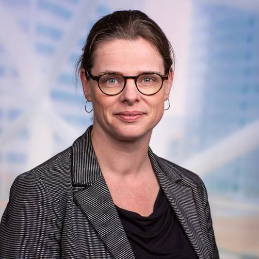 Wethouder Cathalijne Dortmans, Helmond.