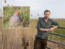 Hoera! Deze zeldzame vogel keert na 20 jaar terug in de Eempolder, maar moet nu al vrezen voor zijn grootste vijand