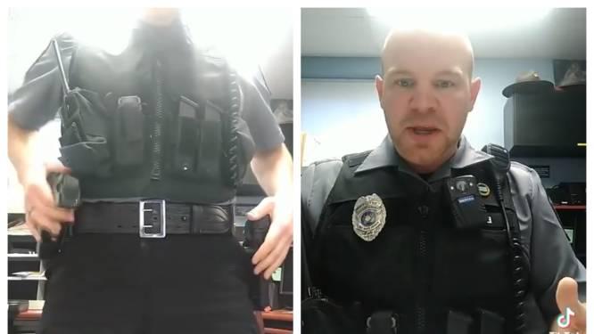"""Agent gaat viraal met video: """"Als je taser verwart met pistool, zou je deze job niet mogen uitoefenen"""""""