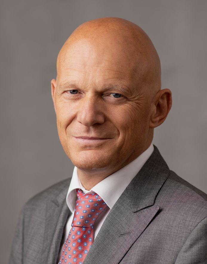 Wethouder Bert Wijbenga - Handhaving, buitenruimte, integratie en samenleven