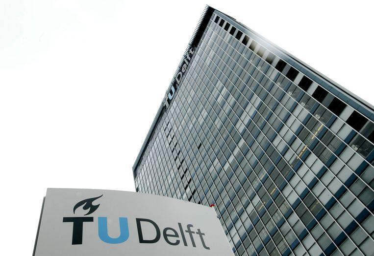 TU Delft. Beeld ANP