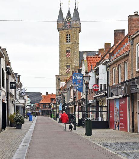 Auto's mogen vanaf 1 juni niet meer door het centrum van Sluis rijden