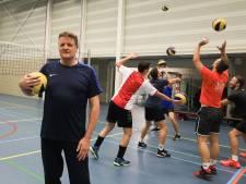 Zeeuwse volleybaltrainer Harry van Putte: 'Moeilijke ballen win je op mentaliteit'
