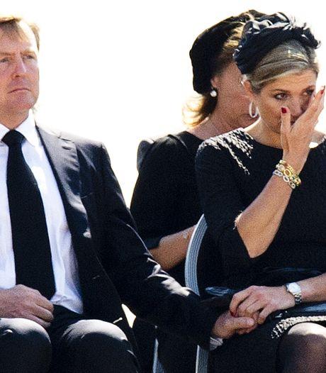 Koninklijke tranen Máxima wereldnieuws