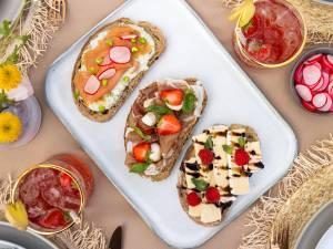 Wat Eten We Vandaag: Rijkelijk belegde desembroodjes