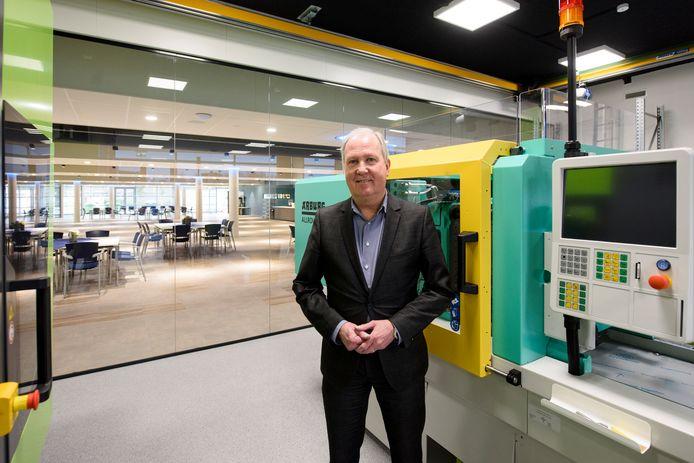 Directeur Geert Hellings van Mikrocentrum in 2019