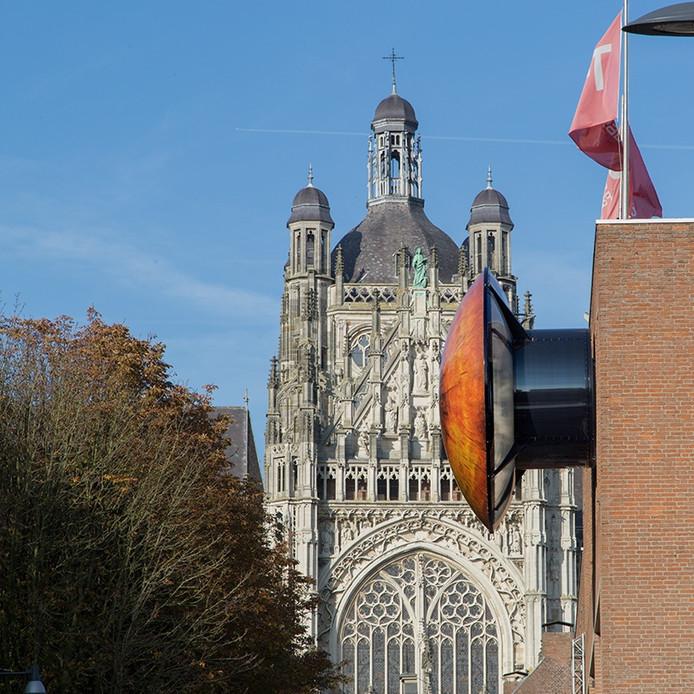 Het Theater aan de Parade in Den Bosch is aan vernieuwing toe.