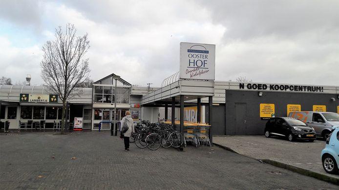Winkelcentrum Oosterhof in Boxtel.