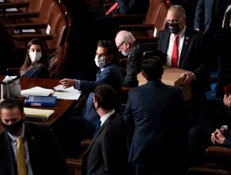"""Republikeinse politici: """"Dit is hoe een verkiezingsuitslag wordt betwist in bananenrepublieken"""""""
