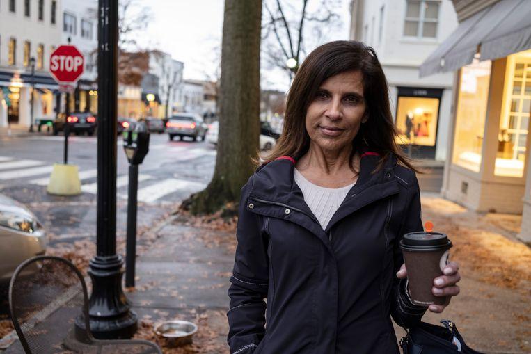 Julia Chiapetta, ondernemer: 'Er is zoveel corruptie in ons stemsysteem!' Beeld Stephen Ferry
