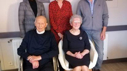 Dubbel feest: 100-jarige viert ook haar 65-jarige huwelijksjubileum