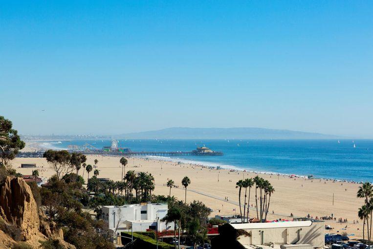 Santa Monica, Californië. Beeld thinkstock