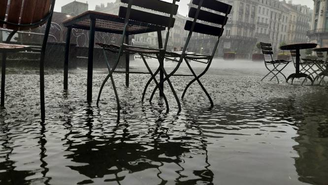 "Onweer en supercel voorspeld, maar weerman David Dehenauw tempert: ""Paniek is niet nodig"""