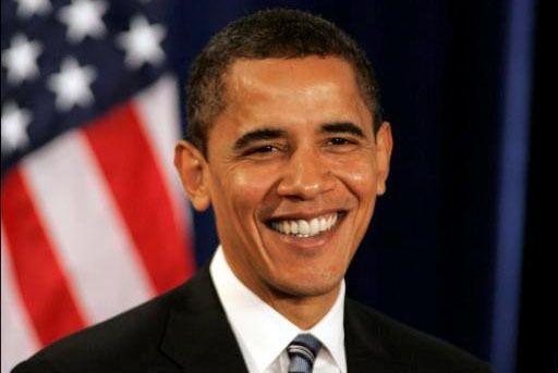 Obama, begin december vorig jaar in Chicago.