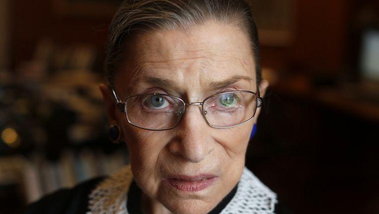 Ruth Bader Ginsburg Beeld ap