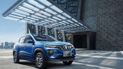Dacia komt volgend jaar met elektrische budgetauto