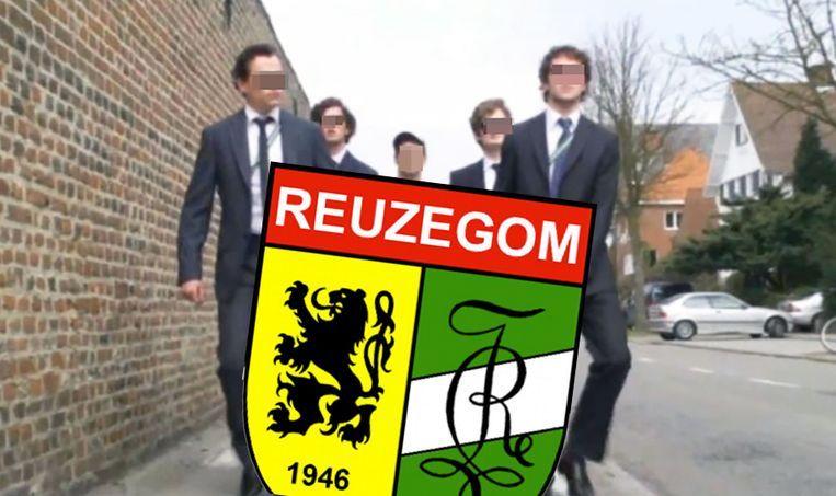 Eén van de leden van Reuzegom is de zoon van een Antwerpse rechter.