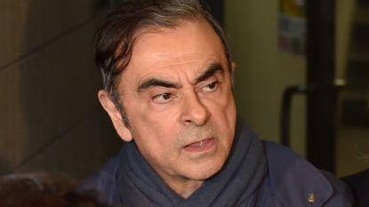 Gevallen Nissan-topman Ghosn opnieuw opgepakt in Tokio