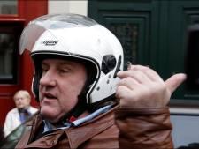Gérard Depardieu en garde à vue après un accident de scooter sous influence
