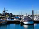 De haven van Stavenisse