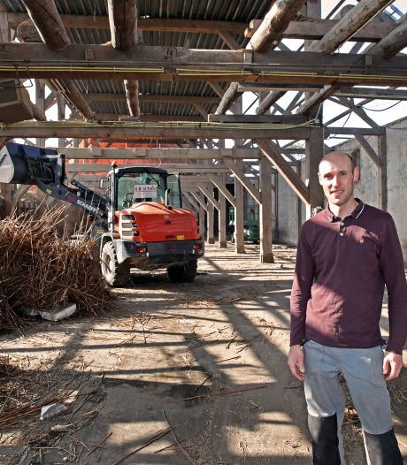 In de monumentale schuur van boer Nico kun je na een flinke verbouwing alles leren over de landbouwsector