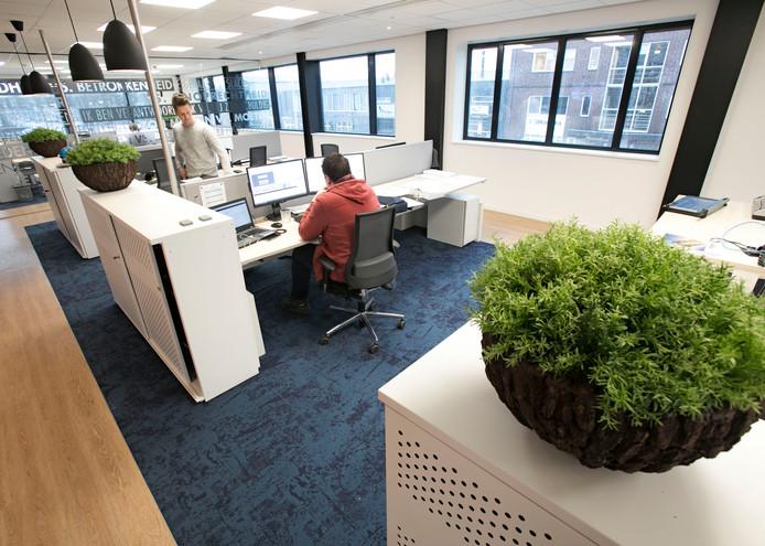 Het duurzaamste kantoor van Fried van de Laar in Best