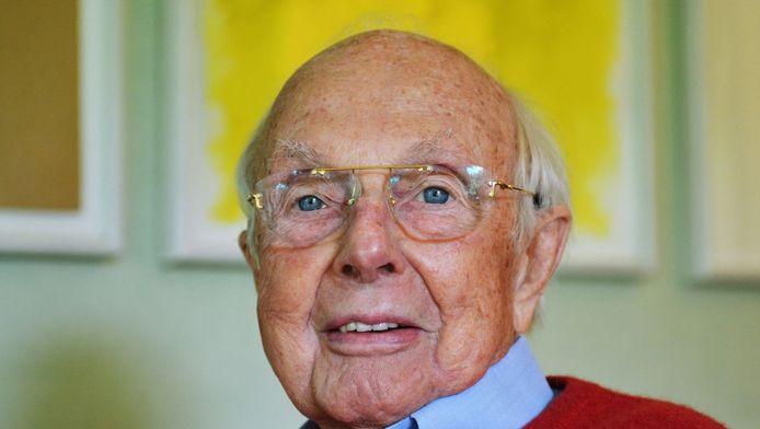 Katjes-oprichter Klaus Fassin is op 89-jarige leeftijd overleden in Emmerik.